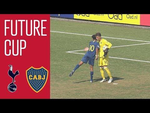 Highlights Tottenham Hotspur - Boca Juniors | FUTURE CUP 2019