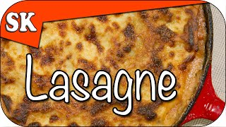 How To Make Lasagne - With Hand Made Pasta