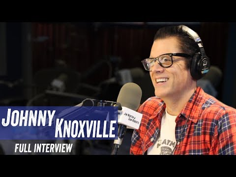 Johnny Knoxville - Concussions, 'Action Point', Performing Stunts - Jim Norton & Sam Roberts