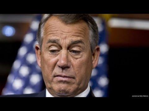 John Boehner Enrolls In Obamacare