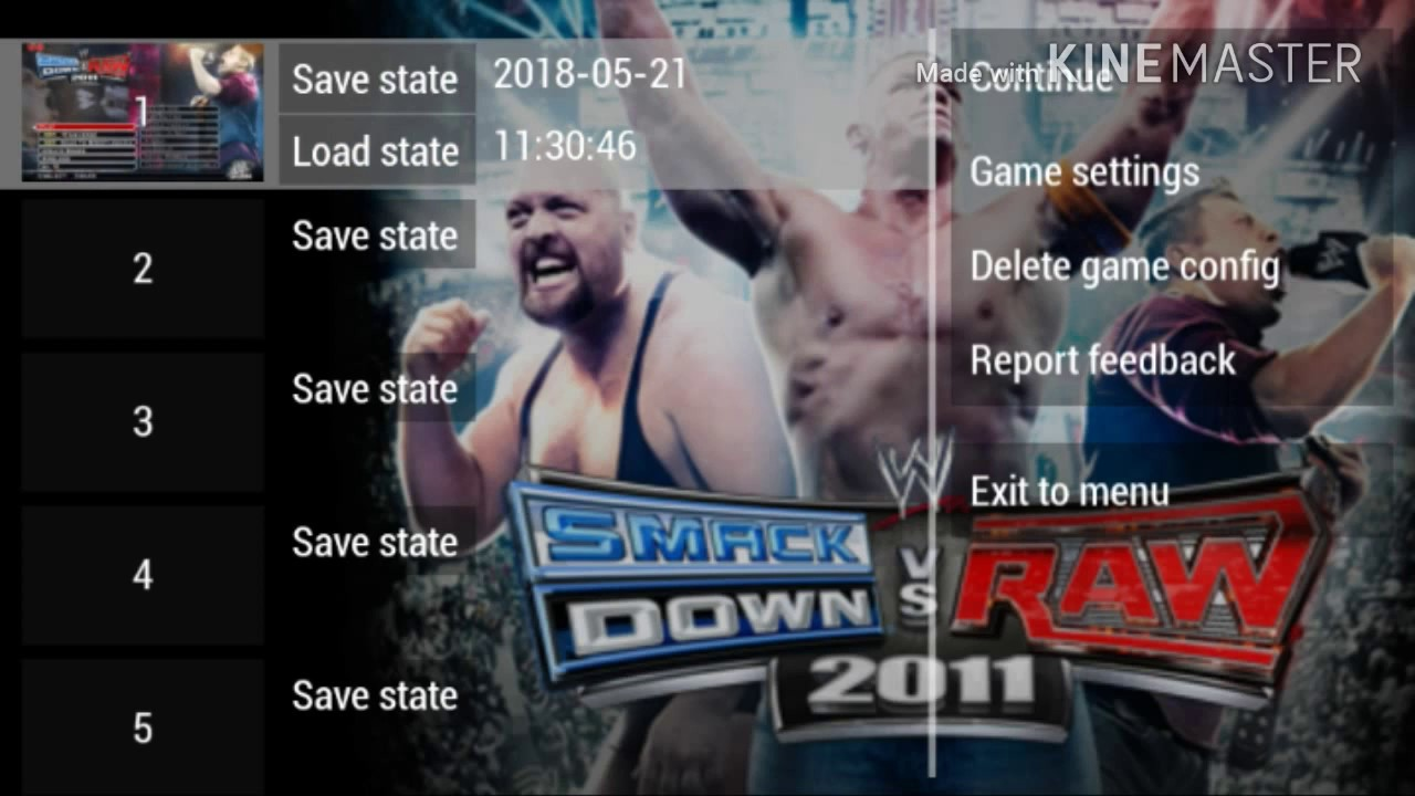 smackdown pain iso