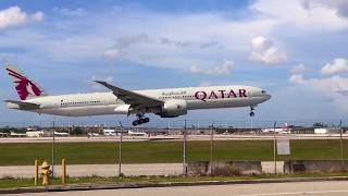 Heavies' Party: Miami International Airport Plane Spotting 08/19 (ATC/Flight Information)