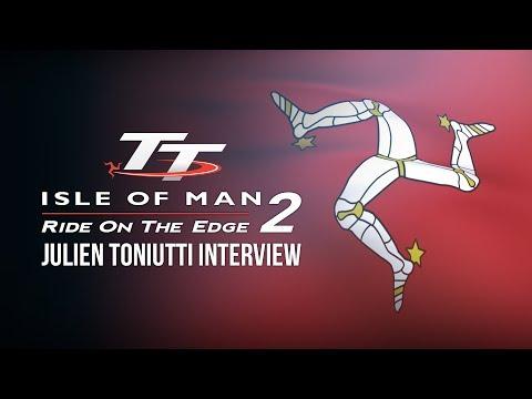 TT - Isle of Man 2 | Julien Toniutti Interview (DE PEGI USK)