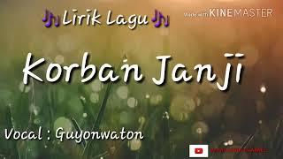 Single Terbaru -  Korban Janji Versi Koplo