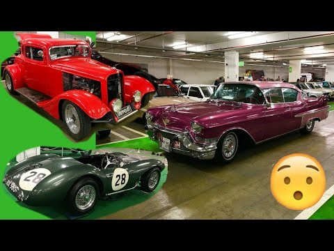 Cadillac, Hot Rod, Aston Martin & More The Underground Classic Car Show - Stavros969