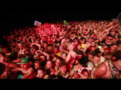 Machine Gun Kelly Just What I am Remixx ( EST Fest Music Video)