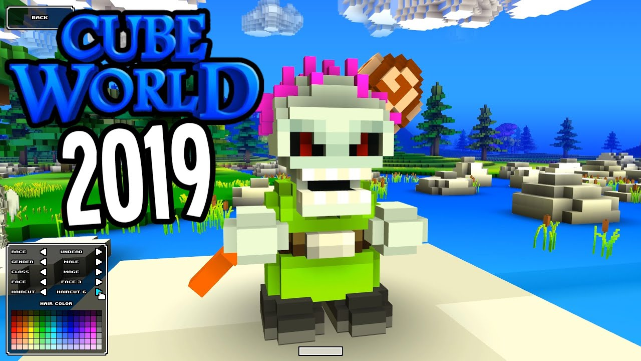buy cheap good looking performance sportswear Cube World is on Steam! To Be Launched Sept /Oct 2019!
