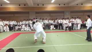 インターハイ東京都第1支部予選 男子個人66㎏級 準決勝戦