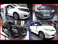 2016, 2017 Honda Elysion Mpv Vs 2016, 2017 Toyota Previa Estima Van, Plus Acura Cdx, Brabus