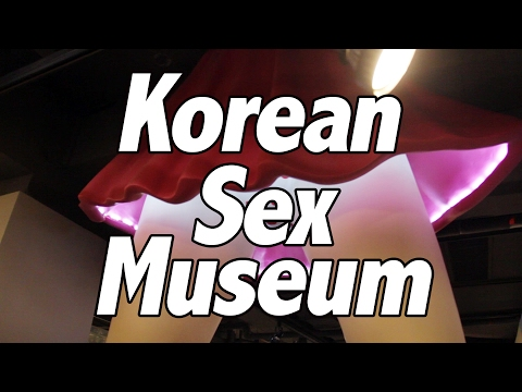 Deep Inside Korea's Weird Sex Museum