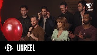 The Director & Cast Of IT 2 Play 'Pop Goes The Loser' | IT CHAPTER TWO