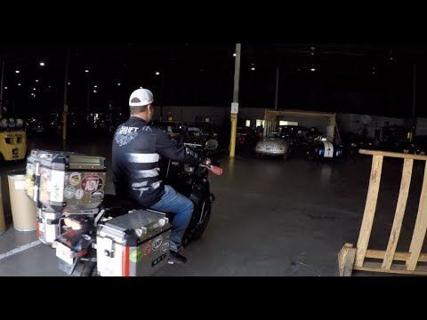 Shipping Motorcycle To Europe 2018
