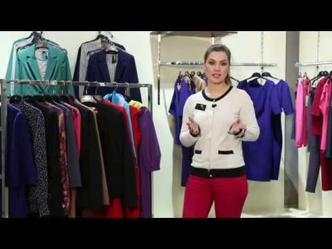 Стилист о цветовых сочетаниях в одежде
