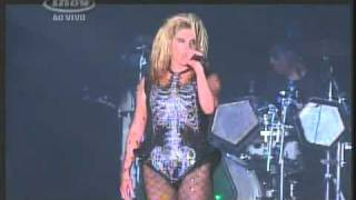 Ke$ha Tik Tok Rock in Rio Brasil 2011