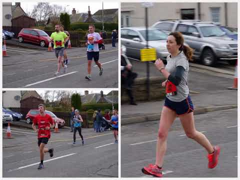 Stirling Marathon 2018 slideshow straight from camera (some out of focus images)