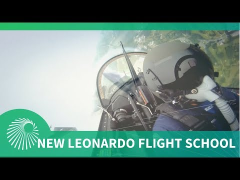 NEW Leonardo International Flight Training School
