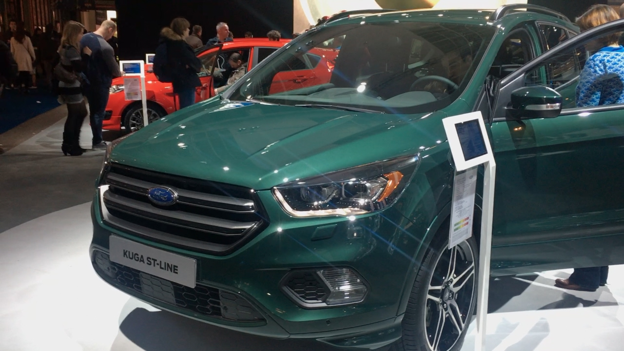 Image Result For Ford Kuga Youtube Review