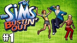 The Sims Bustin