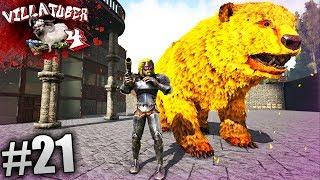 VillaTuber 4 #21 | CLONANDO DINOS, ME SALE EL MEJOR OSO!! ARK Survival Evolved | XxStratusxX