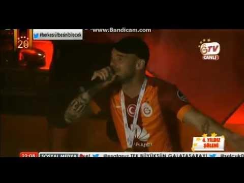 Wesley Sneijder: Fener Ağlama - Çılgın Sneijder Fenerlileri Çoşturuyor
