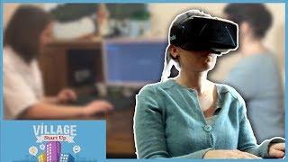 KineQuantum : la réalité virtuelle au service de la kinésithérapie (VILLAGE START-UP)