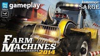 Testujemy grę Farm Machines Championships 2014 (PC gameplay) - Maszyny Rolnicze 2014