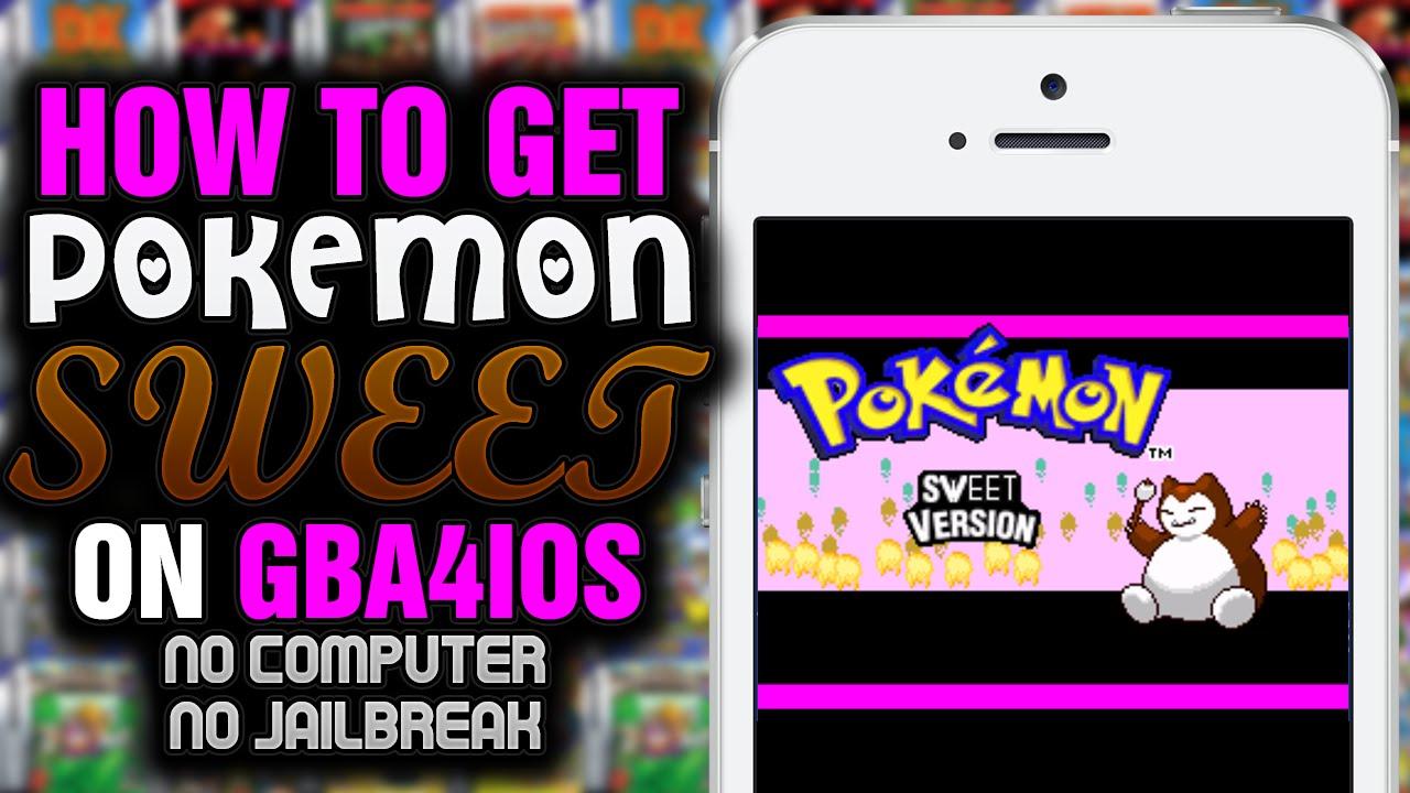 pokemon uranium download gba4ios