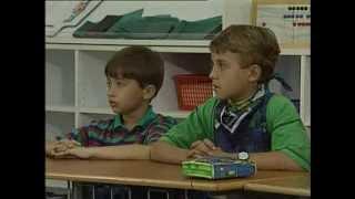 Deutsch lernen mit Jens und seinen Freunden - Folge 3 -  Schule und Schulweg