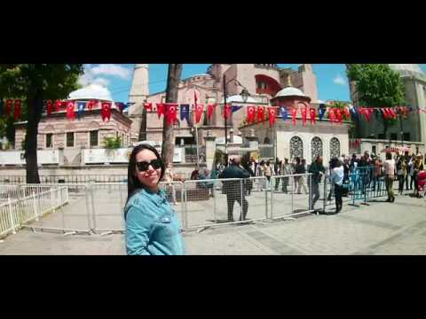 Istanbul Travel Video, May 2018
