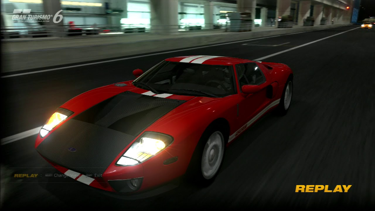 Testing A Couple Of Gear Ratios With The Fullly Tuned Ford Gt