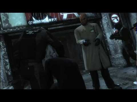 Adam West in Batman Arkham City