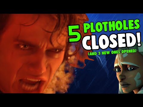 5 Frustrating Star Wars Questions Clone Wars Answered (and 3 new plot-holes)