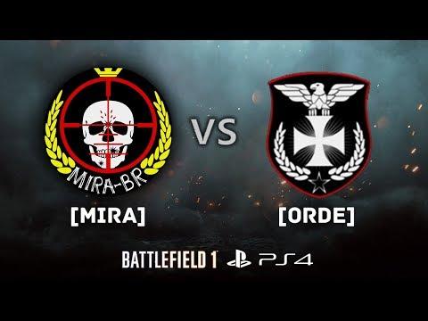 CF Conquista X27  MiRA vs ORDE