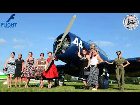 Historical Aircraft Group Airshow - Fly Party 2015 Montagnana