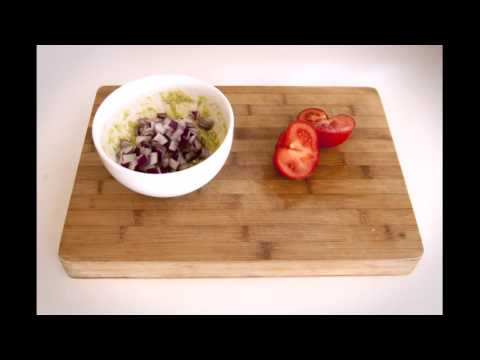 Herb Hack #2 Guacamole with Chilli & Coriander