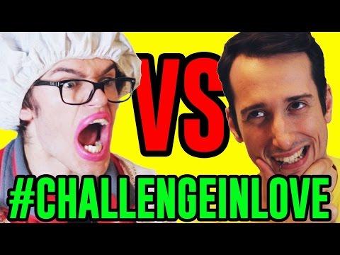 MAMMA SATANA VS ILVOSTROCARODEXTER - SALA GIOCHI CHALLENGE #challengeinlove - iPantellas