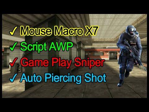 Cara Setting Mouse