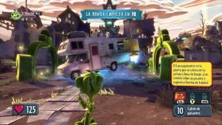 Plants vs Zombies Garden Warfare | PC | Español | Gameplay | Ultra Settings | Alienware Aurora