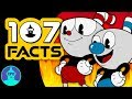 107 Cuphead Facts YOU Should Know!!! | The Leaderboard の動画、YouTube動画。