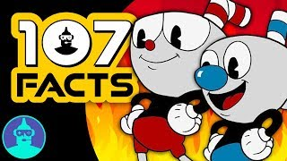 107 Cuphead Facts YOU Should Know!!! | The Leaderboard