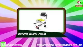 emergency medical equipment by spencer india technologies pvt ltd delhi