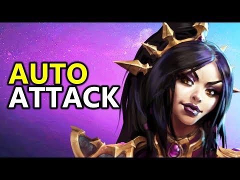 ♥ AUTO ATTACK LI-MING - Heroes of the Storm (HotS)