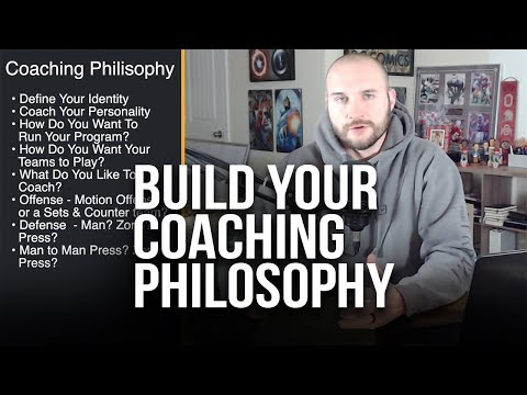 Building Your Coaching Philosophy | Basketball Coach Advice