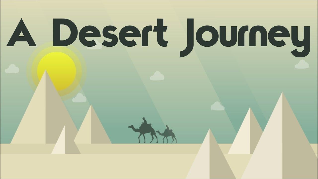 Psychology test desert cube