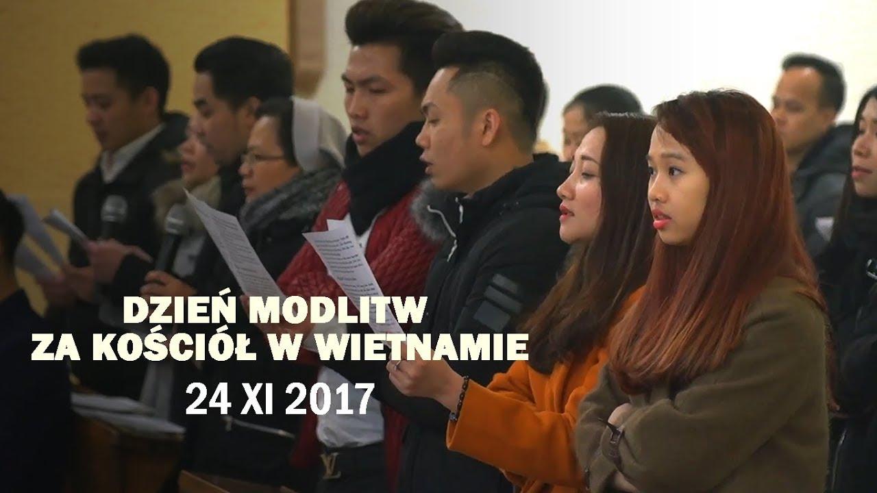 Dzień Modlitw za Kościół w Wietnamie (24 XI 2017 r.)