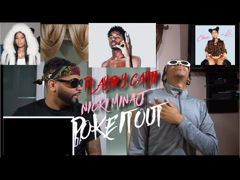 Playboi Carti - Poke It Out (ft. Nicki Minaj) | FVO Reaction