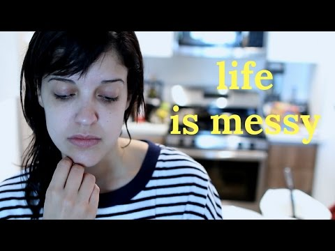 Life Is Messy   Catrific