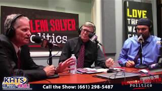 Problem Solver Politics - October 21, 2018 - KHTS - Santa Clarita