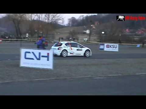 Rok Turk - Blanka Kacin - Peugeot 208 R5 - Rally Kumrovec 2017