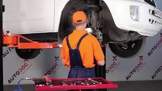 Reparation TOYOTA RAV 4 själv - videoinstruktioner online